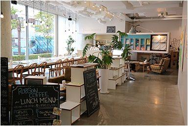 ロブソンコーヒー アーツ前橋店