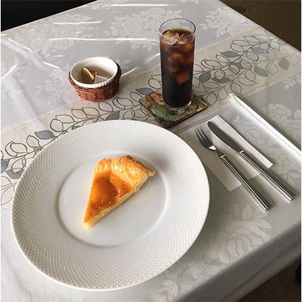 ミュゼ・ドゥ・カナール「桃のパイ」